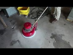 Painted Concrete Floors, Concrete Floor Paint; Tutorial & VideosDecorated Life