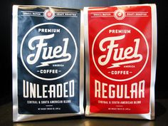 Fuel - love this as that's how I usually refer to coffee when offering.  ;)