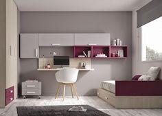 Dormitorios juveniles  Habitaciones infantiles y mueble juvenil Madrid: Dormitorios juveniles de diseño