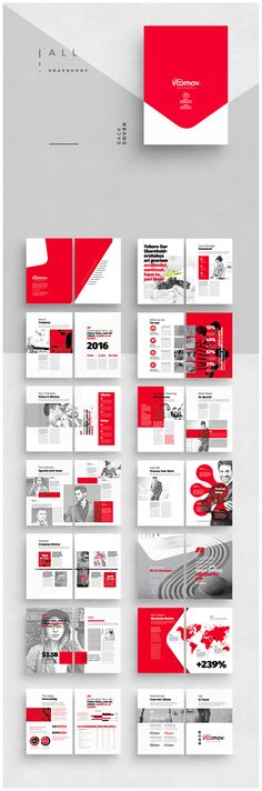 Brochure by AlfianBrand™ on Creative Market - Graphic Files Booklet Layout, Booklet Design, Brochure Layout, Brochure Template, Web Design, Flyer Design, Company Profile Design, Catalogue Layout, Magazine Layout Design