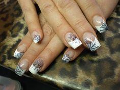 nail art gallery | veroeffentlicht unter french variationen halloween nail art nail art ...