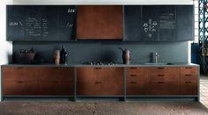 Rame, ottone, acciaio e alluminio per cucine scintillanti | Ambiente Cucina
