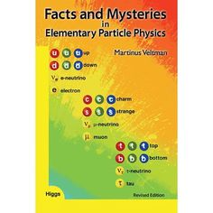Facts and Mysteries in Elementary Particle Physics (Revised Edition) Elementary Particle, How The Universe Works, Technical Innovation, Theory Of Relativity, Quantum Mechanics, Chemistry, Einstein, Physics, Books