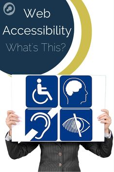 What is web accessibility? If you have heard terms like 508 Compliance and Standards but haven't paid attention. 508 Compliance, Web Accessibility, Aesthetic Experience, Instructional Design, Learning Disabilities, Work Inspiration, Ecommerce, Web Design, Mobile Web
