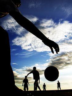 Handball players