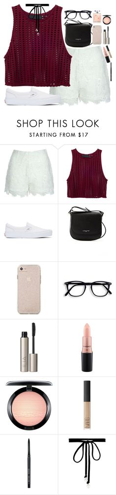 """the lights were bright but they never blinded me"" by tropical-creations ❤ liked on Polyvore featuring Jane Norman, Vans, Lancaster, Ilia, MAC Cosmetics, NARS Cosmetics, Bobbi Brown Cosmetics, Joomi Lim, tropicalwinter and tropicaloutfits"