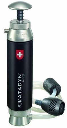 Katadyn Pocket Microfilter Emergency Series