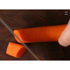 Carrots Hate This One Weird Trick. Via F&W (www.foodandwine.com).