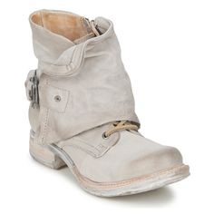 Boots Airstep SAINT METAL ICE-ARGENTO