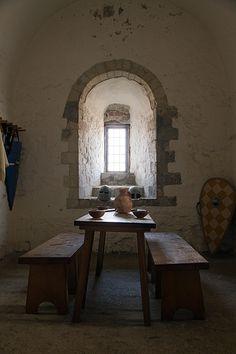Dover Castle    Guardsroom