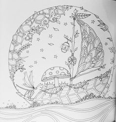 Seashells Zentangle Anti Stress Coloring Pages 398517031 Shutterstock