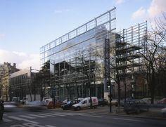 Fondation Cartier © Ateliers Jean Nouvel