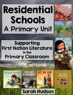 Residential Schools – A Unit for Primary Grades Aboriginal Education, Indigenous Education, Native American Literature, American Symbols, American Indians, Social Studies Activities, Teaching Social Studies, School Resources, Teacher Resources
