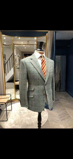 Sports Jacket Savile Row, Sports Jacket, Bespoke, The Row, Blazer, Jackets, Men, Fashion, Taylormade