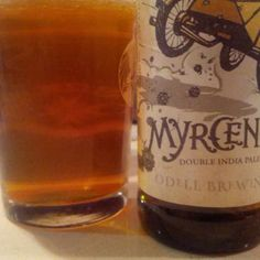 Myrcenary Double IPA. Wil Wheaton recommended.
