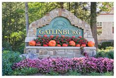 Gatlinburg is one of my favorite places to visit in the Fall. There's just something about the smoky mountains....