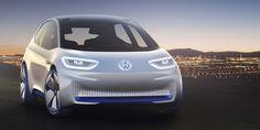 defining self driving autonomous car vw id concept