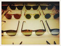 Pyramyd eyewear at @Colette van den Thillart van den Thillart Paris #PyramydEyewear