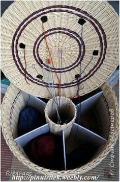 короб для вязания ф.3