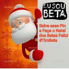Campanha Natal Beta Lab! #BetaAjudaBeta Salve esse Pin!! #operaçãobetalab #betaajudabeta #TimBeta #Natal #Diversão #BoaForma #Campanha