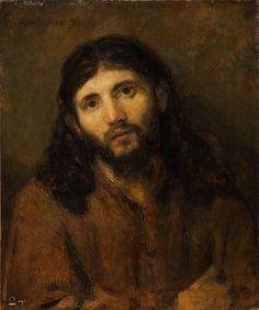 Rembrandt: Jesus