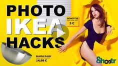 6 SWEET IKEA PHOTO HACKS WITH THE WEIRDEST NAMES EVER