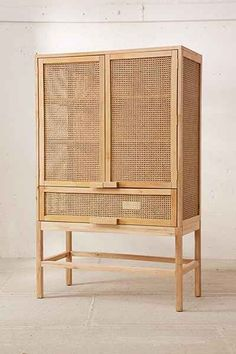 "Urban Outfitters Marte Storage Cabinet - 43""l x 20""w x 69""h - $729"