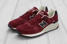 New Balance 999BNV Fall/Winter '12 Collection