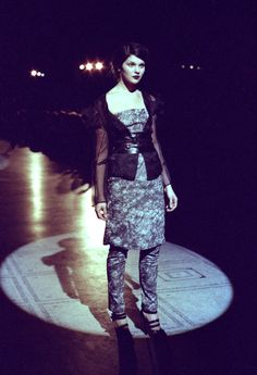 P - LCF Graduate Fashion Show at the V Museum : Martha Boxley Photography