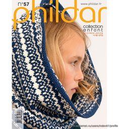 Phildar Enfants №57 2011-2012 Automne & Hiver. Обсуждение на LiveInternet - Российский Сервис Онлайн-Дневников