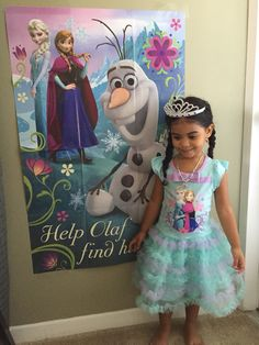 Leora's frozen party