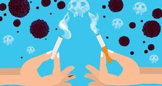 Hydrogen cyanide, Carbon monoxide, Arsenic, and Formaldehyde. These are just 4 of the many reasons why inhaling smoke is a death sentence. Read on for more on the deathly link between smoking and lung cancer, and some suggestions for kicking the habit!