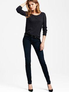 VS Siren High-rise Skinny Jean