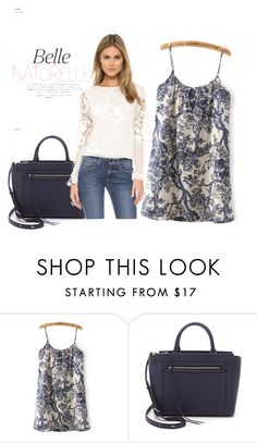 """""""Untitled #2996"""" by mariaisabel701 ❤ liked on Polyvore featuring Rebecca Minkoff, Alice + Olivia, women's clothing, women's fashion, women, female, woman, misses and juniors"""