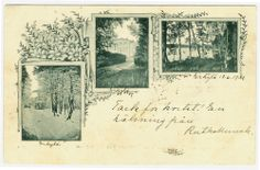 Hausjärvi, Finland 1902