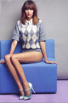 Alexa Chung media gallery on Coolspotters. See photos, videos, and links of Alexa Chung. Moda Floral, Moda Fashion, Womens Fashion, The Cardigans, Alexa Chung Style, Fashion Cover, Mode Chic, Mode Editorials, Fashion Editorials