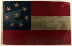 Missouri Civil War Flags | ... Star Flag of the 1 st Missouri Infantry | The Civil War in Missouri