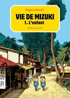 Dans ce roman-fleuve en trois volumes, Shigeru Mizuki conte son histoire, inévitablement liée à l'Histoire du Japon et de son art le plus populaire : le manga.