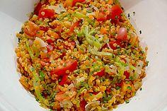 Linsensalat (Rezept mit Bild) von plumbum   Chefkoch.de