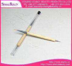 Wood handle Art Tool with brush