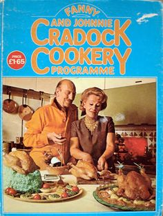 Fanny Craddock.....now she was scary.