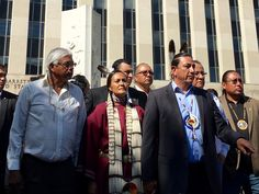 Indianz.Com > Tribes and Dakota Access headed back to court for #NoDAPL hearing in D.C. ...a rundown of the court case...