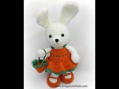 Carrot Dress For Dress Me Bunny - YouTube
