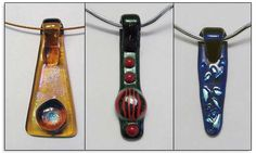 """New """"Fold-Over"""" Pendant Tutorial 