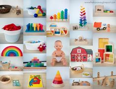 The Kavanaugh Report: Favorite Montessori Friendly Toys -- 24 to 30 Months
