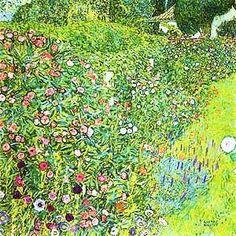 It's About Time: Garden Jewels by Gustav Klimt 1862-1918