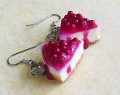 polymer clay cupcake charm bracelet by ScrumptiousDoodle on Etsy
