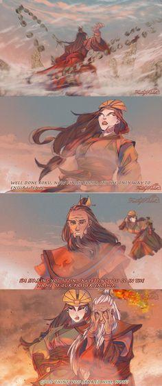 Avatar The Last Airbender Funny, The Last Avatar, Avatar Airbender, Avatar Cartoon, Avatar Funny, Avatar Kyoshi, Atla Memes, Avatar Series, Iroh