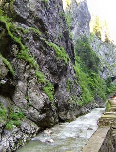 Békás szoros-patak