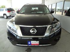 2014 Nissan Pathfinder SV SV 4dr SUV SUV 4 Doors Super Black for sale in Houston, TX Source: http://www.usedcarsgroup.com/used-nissan-for-sale-in-houston-tx